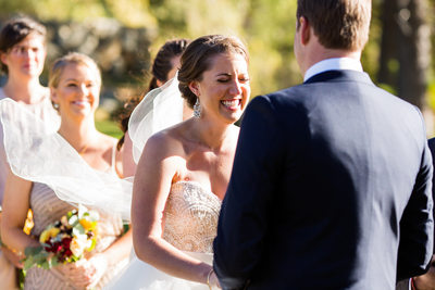 Edgewood Tahoe Wedding Ceremony Pictures
