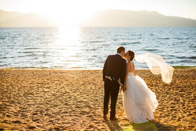 Edgewood Tahoe Golf Course Wedding Photography