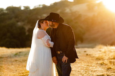 Yolo Land and Cattle Company wedding photographer
