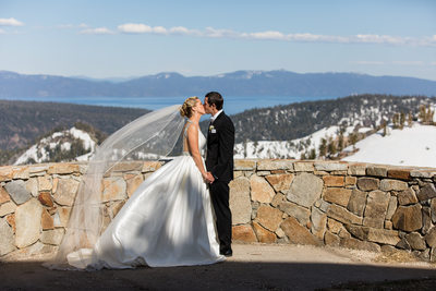 Squaw Valley High Camp wedding photographer