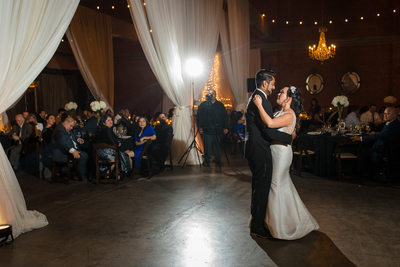 The Willow Ballroom Wedding Photographer