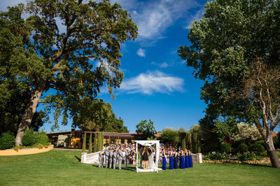 Viaggio Estate and Winery Wedding