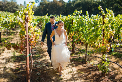 Cielo Estate Winery Wedding Photographer