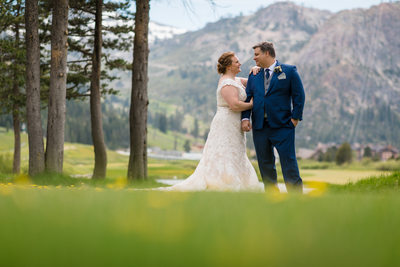 Resort at Squaw Creek Wedding Photographers