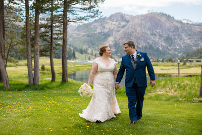 Resort at Squaw Creek Wedding Photography
