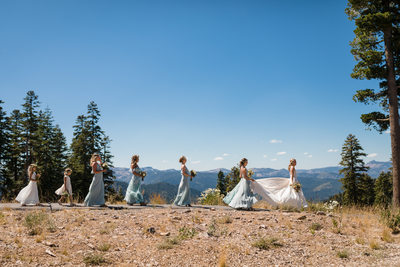 Zephyr Lodge Wedding Photos