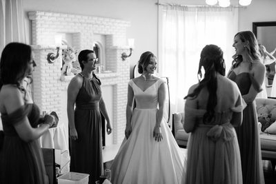Vizcaya Sacramento Wedding Getting Ready Pictures