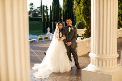 Top Rated Wedding Photographers at Grand Island Mansion