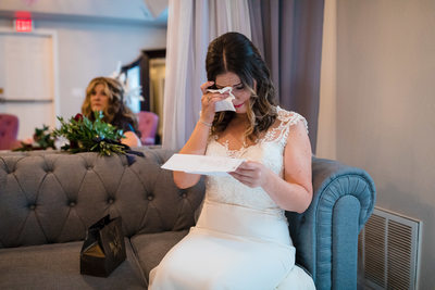 Forest House Lodge Wedding Getting Ready Photos
