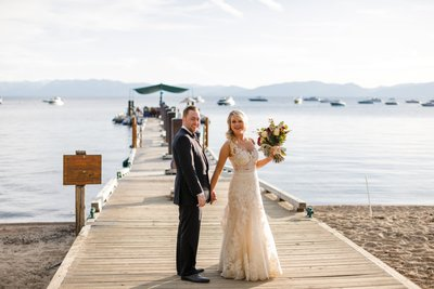 Hyatt Lake Tahoe Wedding Photographer