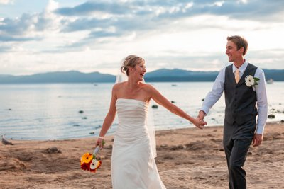 North Tahoe Event Center Wedding Photographer