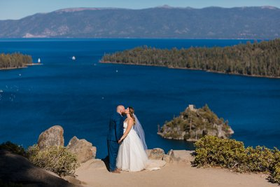 Emerald Bay Wedding  Photography