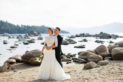 Zephyr Cove Elopement Photography