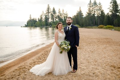 South Lake Tahoe Elopement Pictures