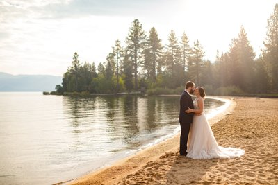 South Lake Tahoe Elopement