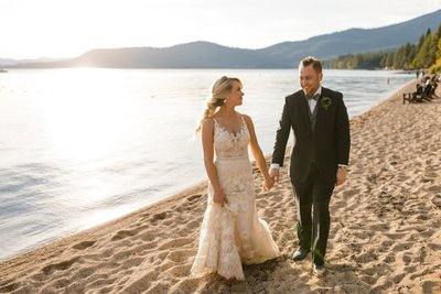 Hyatt Lake Tahoe Wedding Photography