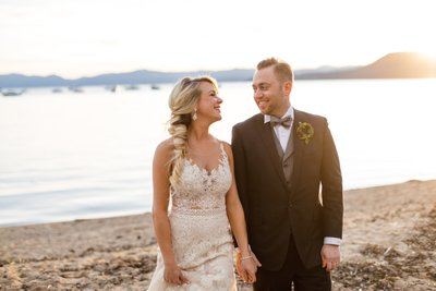 Hyatt Lake Tahoe Wedding Photographers