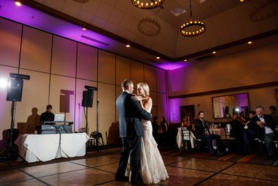 Hyatt Regency Lake Tahoe Wedding Reception Photos