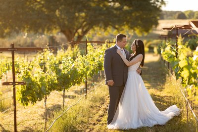 Black Oak Mountain Vineyard Wedding Photography