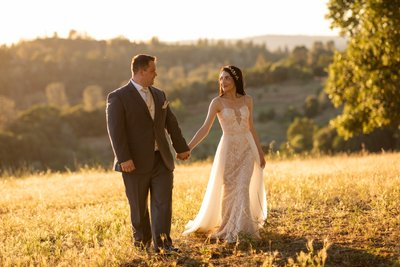 Black Oak Mountain Vineyard Wedding Photographer