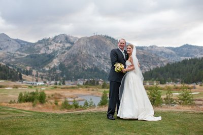 Wedding at Resort at Squaw Creek