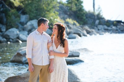 Round Hill Pines Beach Resort Wedding Portraits