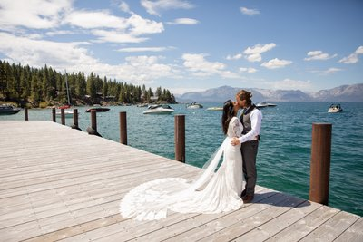 Round Hill Pines Beach Resort Elopement Photographer