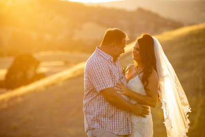 Taber Ranch Vineyard Wedding Pictures