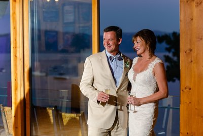 Gar Woods Grill and Pier Wedding Reception Picture
