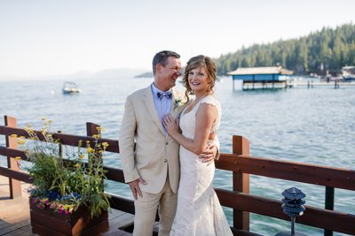 Gar Woods Grill and Pier Wedding Pictures