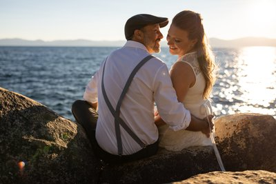 North Lake Tahoe Elopement Photography