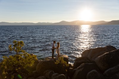 North Lake Tahoe Elopement Photographers