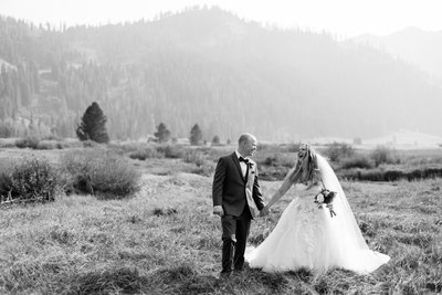 Truckee Elopement Photos