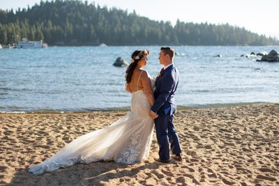 Elopement Photography South Lake Tahoe