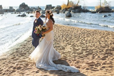 Elopement Photographer South Lake Tahoe
