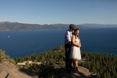 North Lake Tahoe Elopement Pictures
