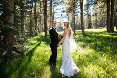 The Lodge at Tahoe Donner Wedding Photography