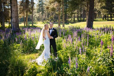 Lodge at Tahoe Donner Wedding Photographers