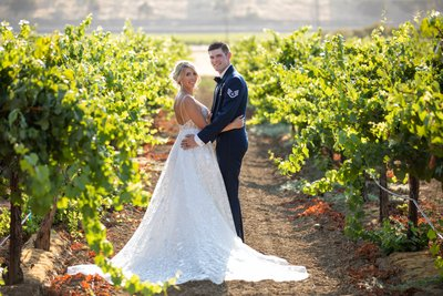 Suisun Valley Inn Wedding Photographers