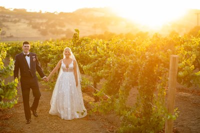 Suisun Valley Inn Wedding Photographer
