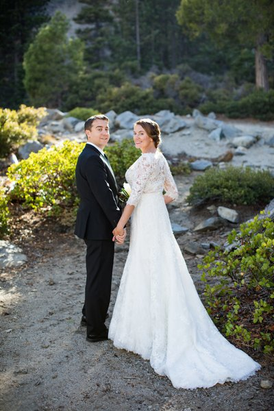 Emerald Bay Tahoe Elopement Pictures