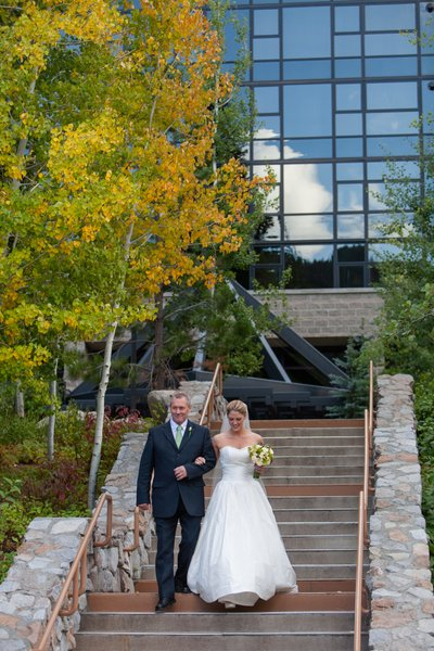 Resort at Squaw Creek Wedding Ceremony Images