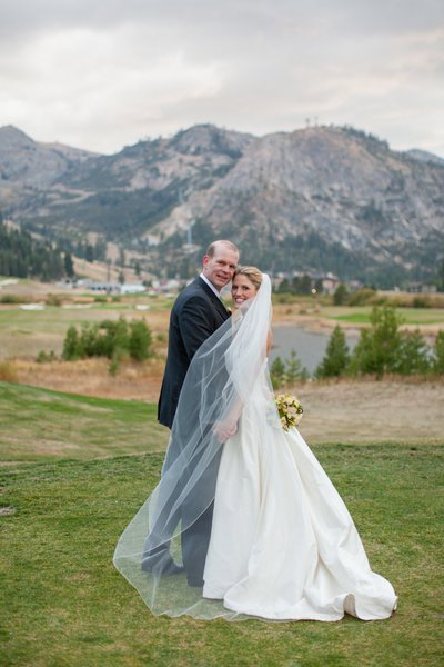Resort at Squaw Creek Wedding Pictures