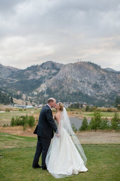 Wedding Photography Resort at Squaw Creek