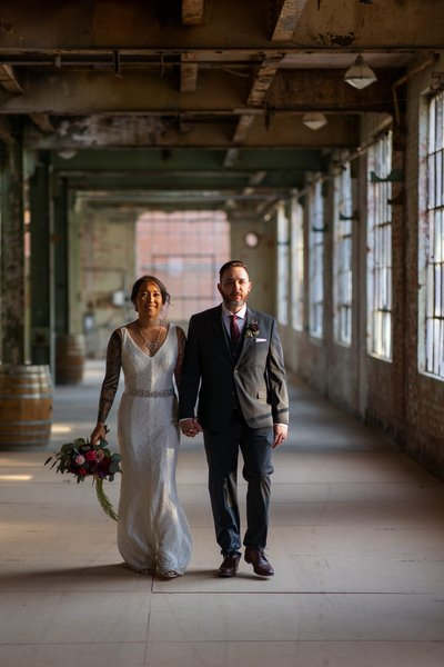 Old Sugar Mill Wedding Photograph