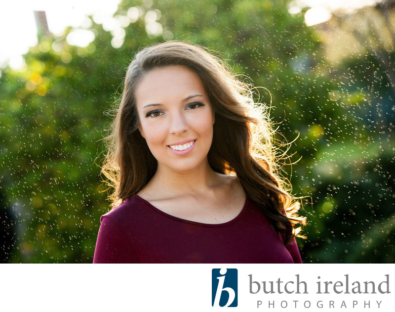 Texas A&M Senior Photographer