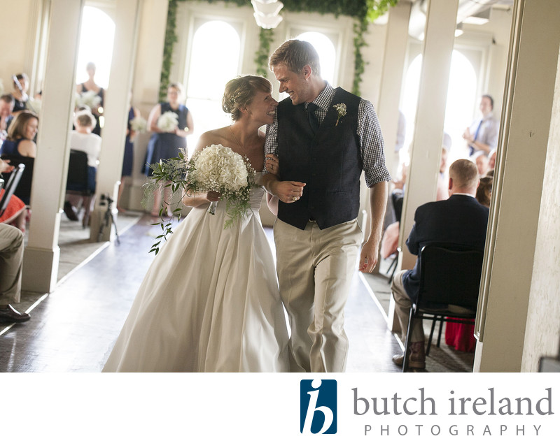 Brazos Cotton Exchange Wedding Photographer