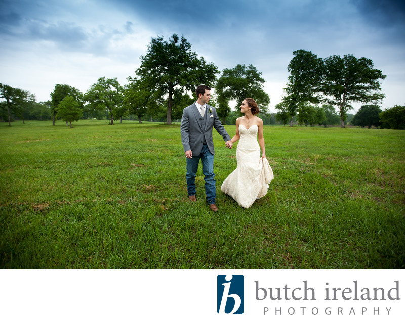 Broken Arrow wedding photographer