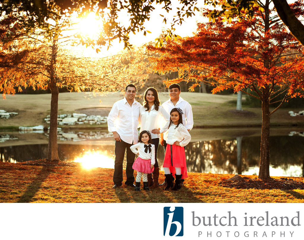 College Station family photography