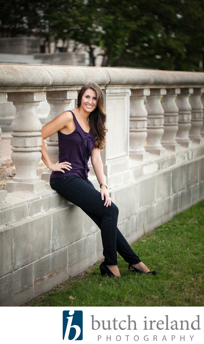 Texas A&M University portrait photographer